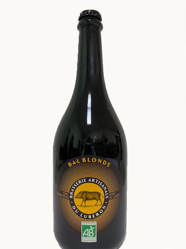 Bière artisanale du Luberon