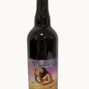 Bière artisanale Le Géant
