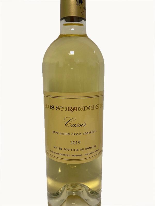 Vin Blanc Cassis Clos Ste Magdeleine