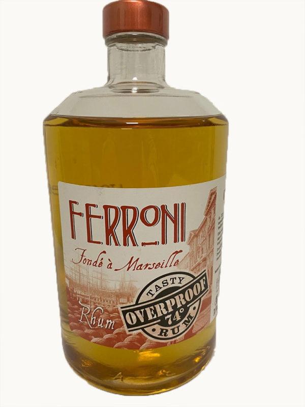 Rhum Ferroni Overproof
