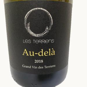 Vin blanc les Terriens