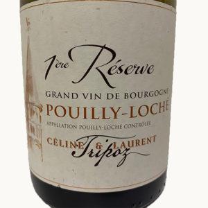 Grand vin de Bourgogne Pouilly Loché